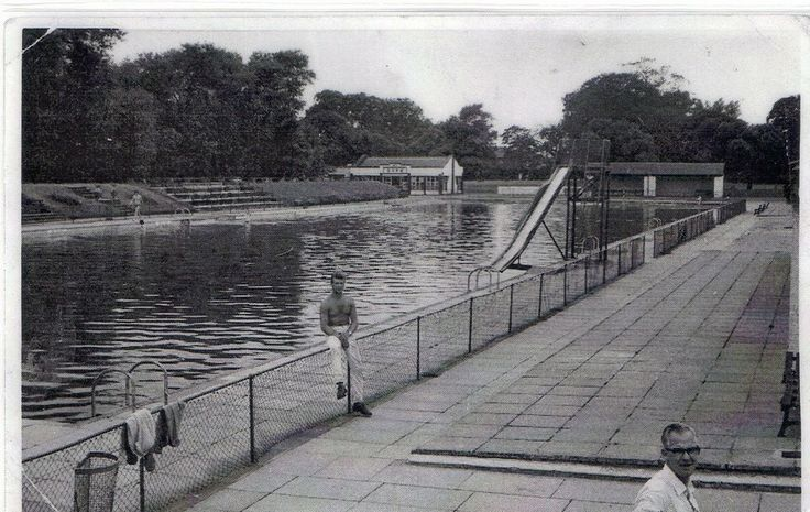 46 Best Wirral Open Air Swimming Pools Images On Pinterest