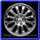 Cadillac Escalade 2014 Wheels & Rims Hollander #5412 #Cadillac #Escalade #CadillacEscalade #2014 #Wheels #Rims #Stock #Factory #Original #OEM #OE #Steel #Alloy #Used