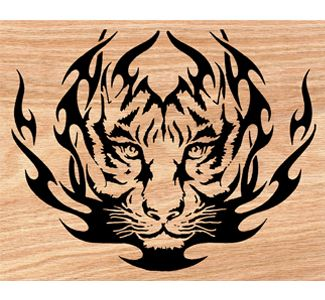Tiger Fire Project Pattern
