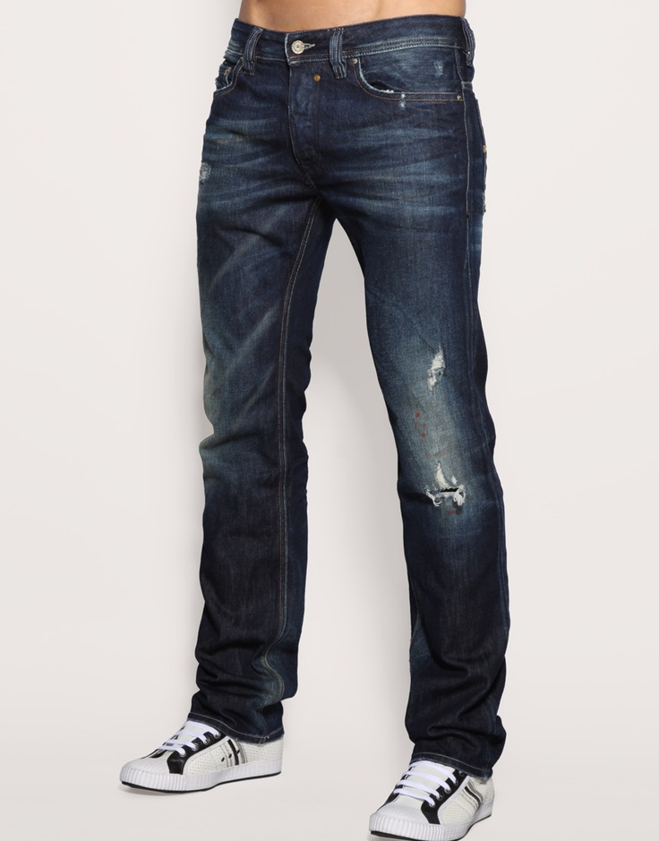 diesel safado 8ym straight jeans man threads pinterest jeans. Black Bedroom Furniture Sets. Home Design Ideas