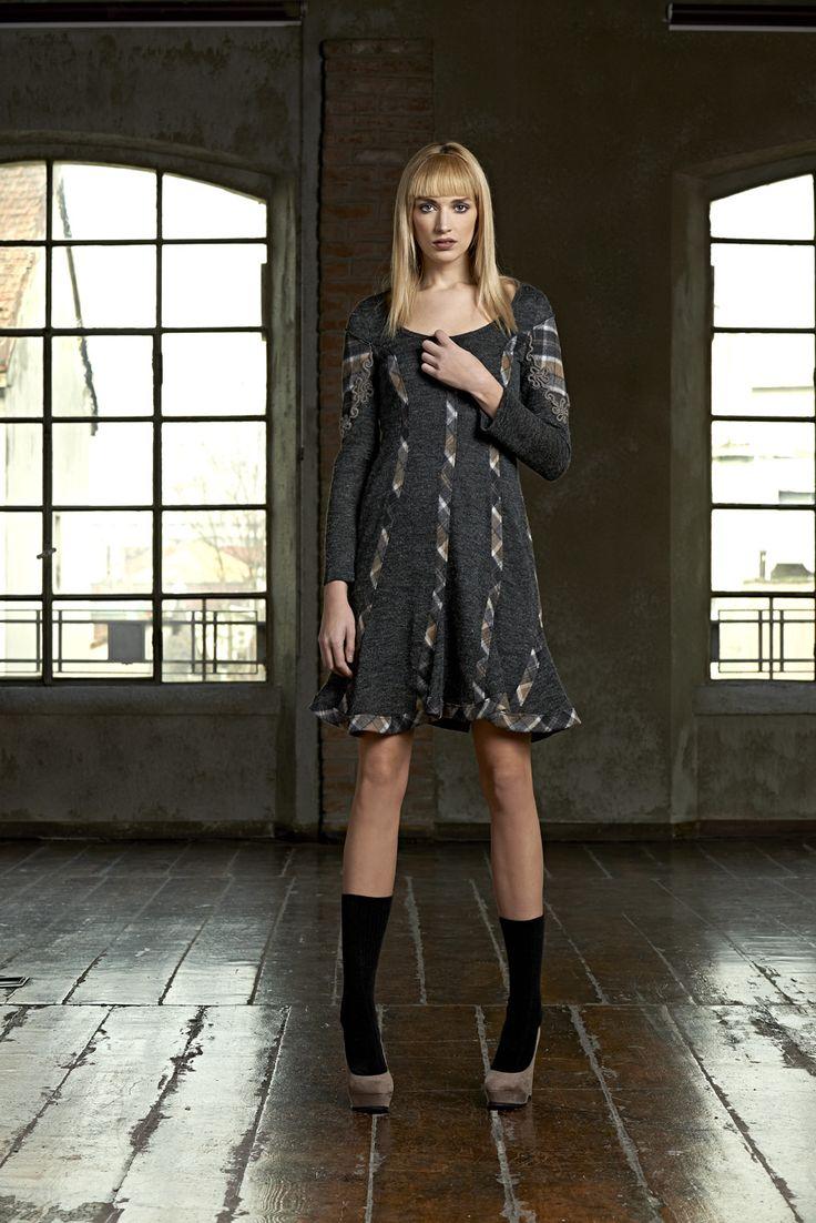 Sonia Fortuna FW 2014-15 Dress