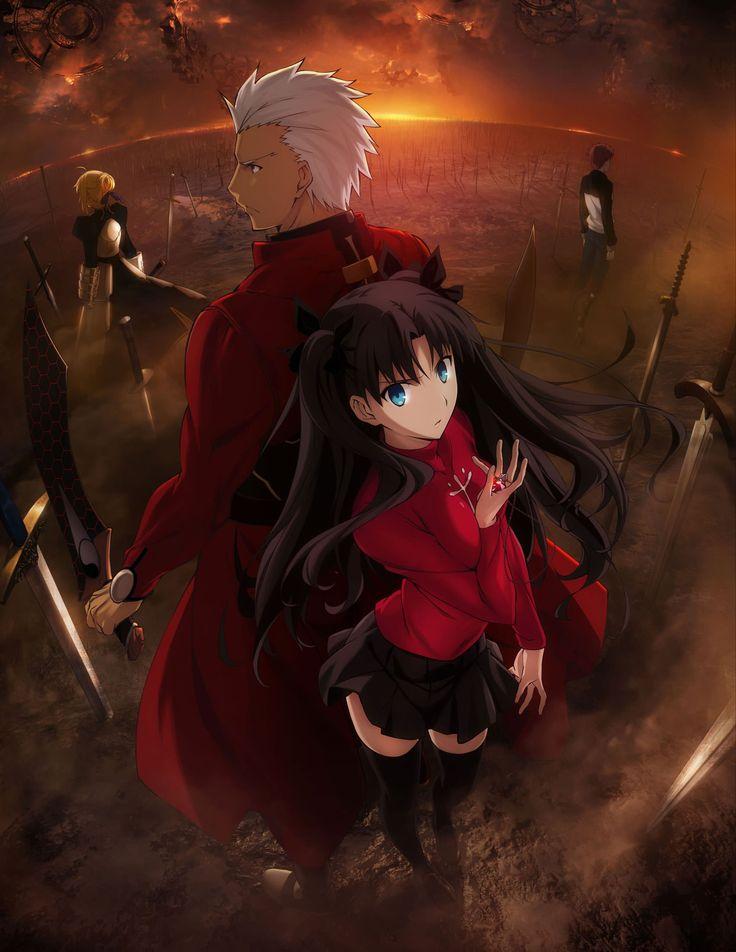 Banco de Séries - Organize as séries de TV que você assiste - Fate/stay night…