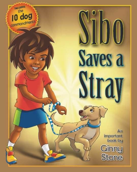 Sibo Saves a Stray.