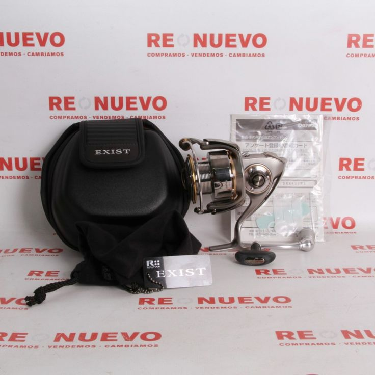 Carrete DAIWA EXIST 3000 Nuevo a estrenar E289138 | Tenda online de segona mà a Barcelona Re-Nuevo