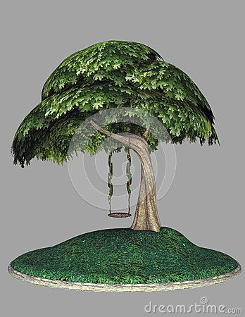Fantasy Tree - Download From Over 29 Million High Quality Stock Photos, Images, Vectors. Sign up for FREE today. Image: 48566514