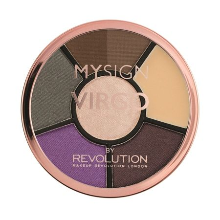 Makeup Revolution My Sign Complete Eye Base Virgo  - Click to view a larger image