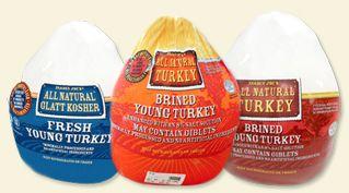 #bestturkey #brinedturkey #easyturkey For the best turkey, buy Trader Joe's Pre Brined Turkeys