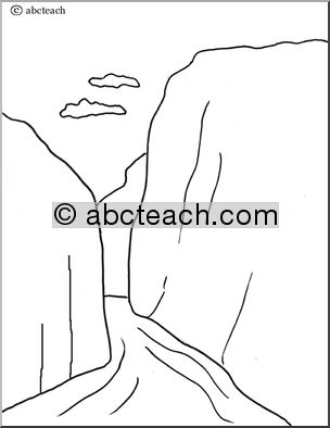 coloring pages land and water - photo#15