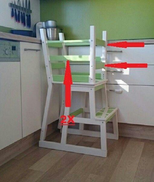 Ikea Lernturm Zubehör