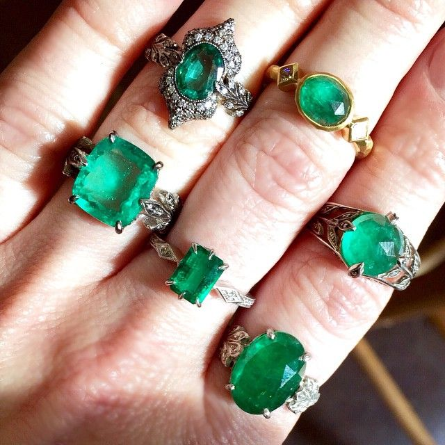 ♛Cathy Waterman - This is how we wear green. #stpatricksday
