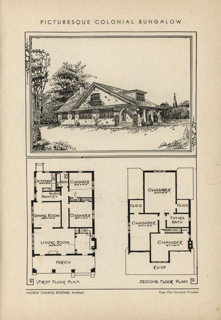 1000 Images About Vintage House Plans 1930s On Pinterest