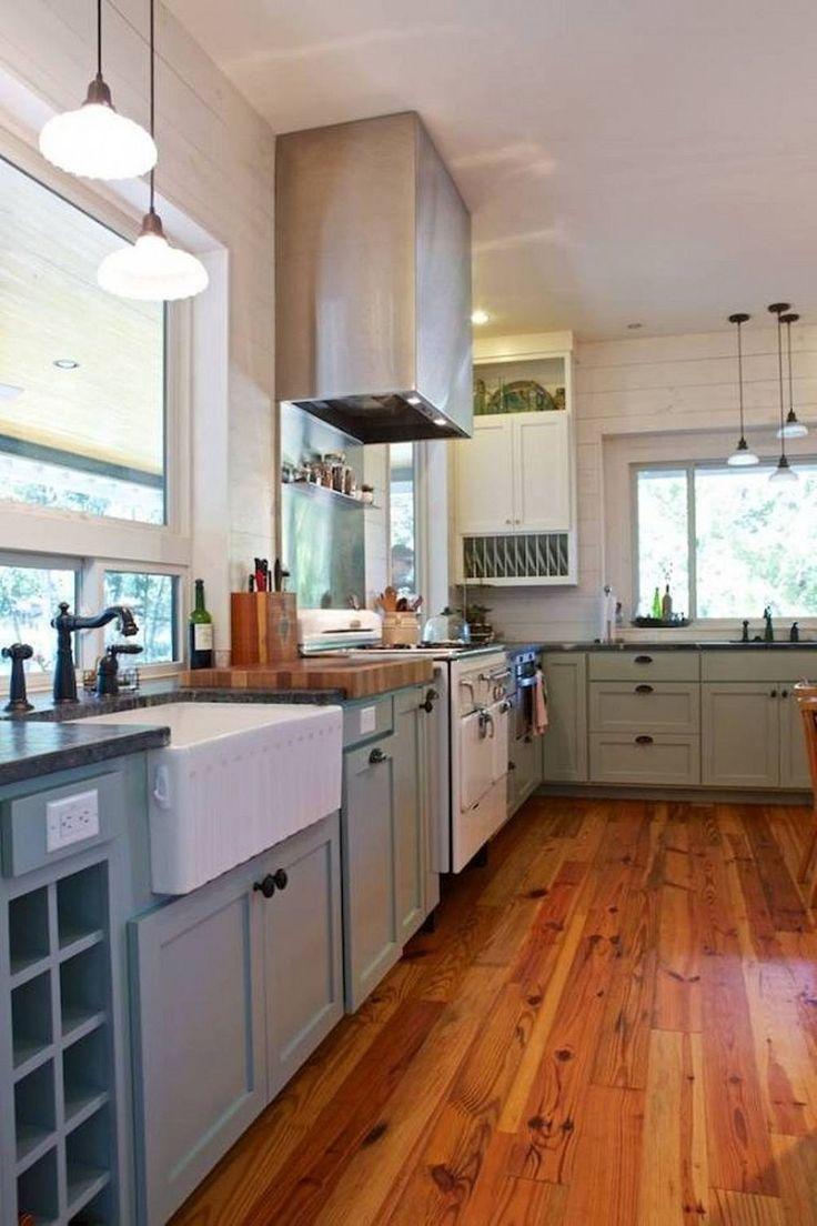 Farmhouse Style Kitchen Design Ideas 28