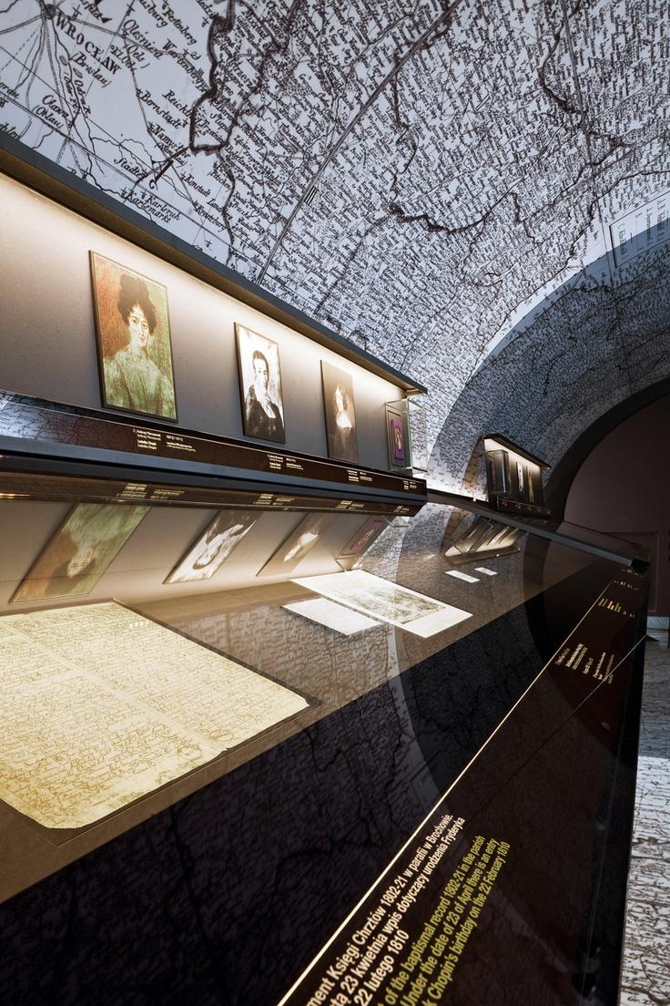 Chopin museum, Warsaw
