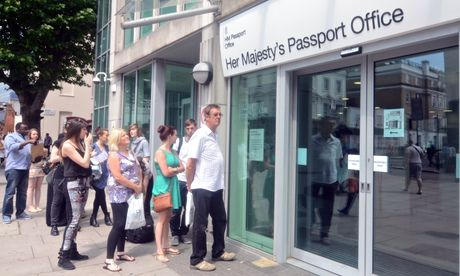 British passports - you may have heard about the delays with British Passports - the Government has said  people renewing UK passports from overseas would be given a 12-month extension to their existing passports (how?)   Those applying for passports overseas on behalf of their children will be given emergency travel documents (how?)