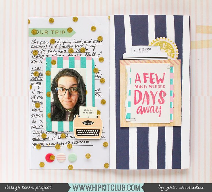 I started working on my April minibook using the gorgeous April @hipkitclub kits. You can check a few of my first pages on the Hip Kits blog! #scrapbook #scrapbooking #memorykeeping #scrapbookprocess #scrapbookingprocess #scrapbooklayout #scrapbookinglayout #scrap #HipKit #HipKits #HipKitClub #HipKitClubKits #HipKitClubDesignTeam #HKC #HKCDT #americancrafts #pinkpaislee #cratepaper #pinkfreshstudio #minibook #minialbum #mtn #trvelersnotebook #dori #midoritravelersnotebook