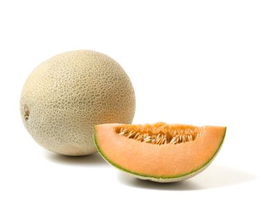 Pretty much any variety of cantaloupe can be grown in a container, and you can either let the vines spill over the sides or use a support.