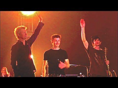 A-ha Live in Glasgow 2016 - YouTube