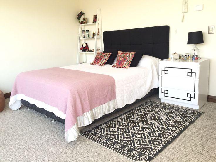 dormitorio juvenil valle monasterio  #interiorismo #diseño #decoracion #daarq #bedroom #dormitorio