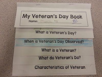 Ms. Winston's Blog: Veterans Day