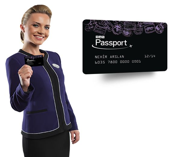 tav passaport kart