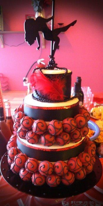 30 Best Images About Dance Cake On Pinterest Cakes