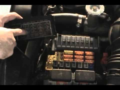 Fuel Pump Electrical Test - Relay and Fuse check - Advance Auto Parts - YouTube