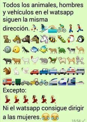 Caretrasero - Ni whatsapp puede