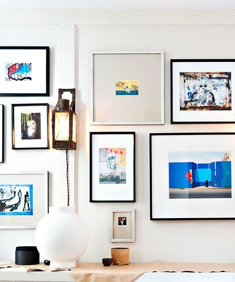 Wall Art - Cheap Prints, Paintings And Posters 2015 | Gallery-worthy wall art, all under $50. #refinery29 http://www.refinery29.com/wall-art-under-50-dollars