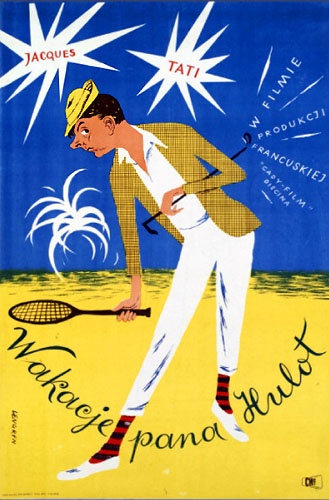 1954 Zbigniew Lengren - Mr Hulot's Holiday
