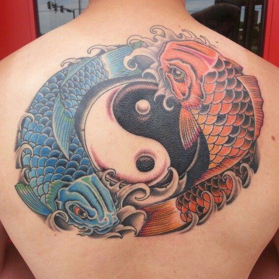 tatuagem yin yang 6