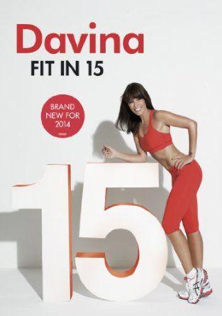 Davina - Fit in 15 [DVD]: Amazon.co.uk: Davina McCall: Film & TV