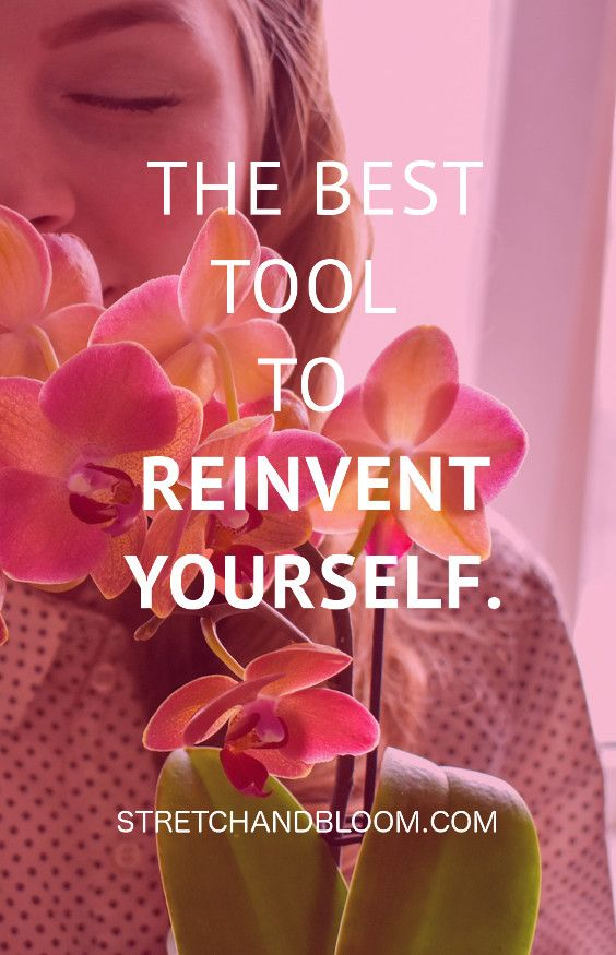 3 reasons to use manifestation to reinvent yourself