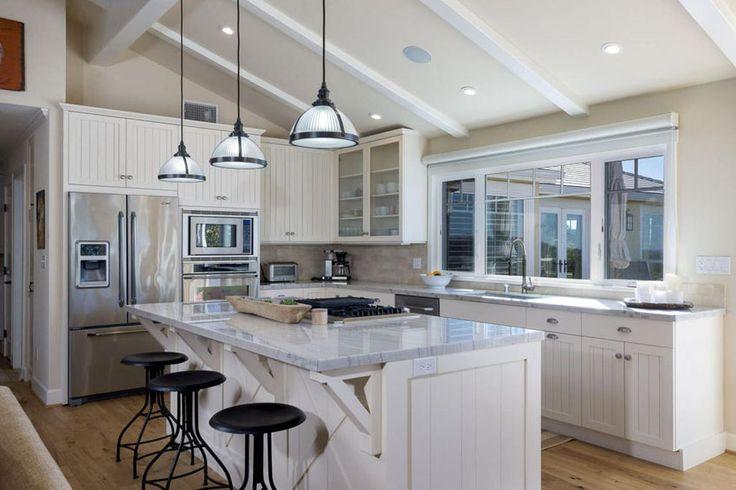 25 Best Ideas About L Shape Kitchen On Pinterest L