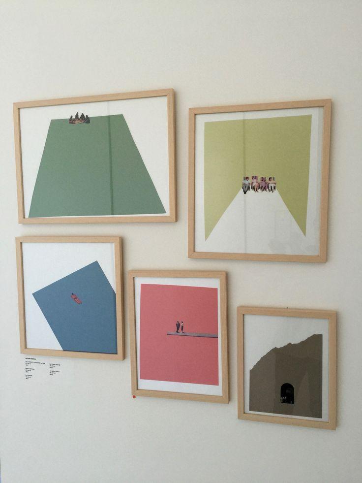 Este artista Sudafricano, Anthony Zinonos, nos ha presentado un trabajo sorprendente por su simplicidad y magnifico sentido del humor. Tiene una forma muy especial de trabajar el Collage, no dejéis de visitar su web http://www.anthonyzinonos.com y su obra en Etual Interiorismo Arte.