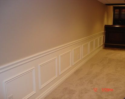 *basement living room