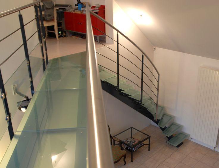 Les 25 meilleures id es de la cat gorie escalier 1 4 tournant sur pinterest limon escalier - Calcul escalier 1 4 tournant ...