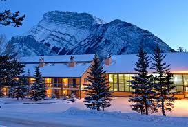 Douglas Fir Resort, Banff, Canada