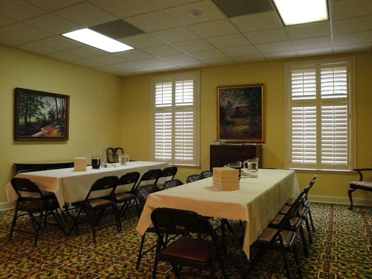 Highland Hills Baptist Church  Great Room Macon GA www