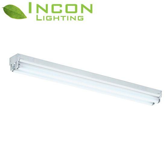 24 inch 34 watt linear fluorescent light fixture home. Black Bedroom Furniture Sets. Home Design Ideas