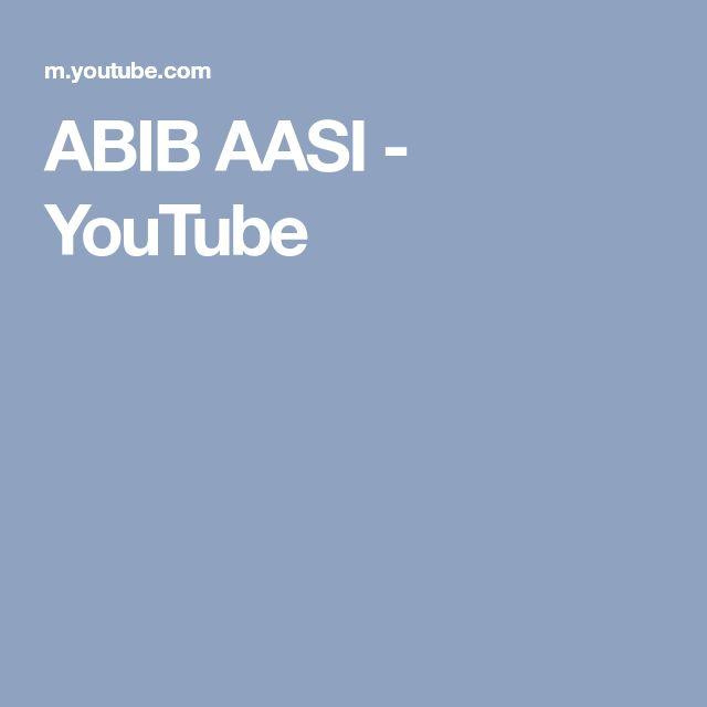 ABIB AASI - YouTube