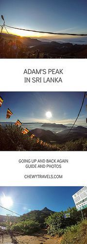 Once upon a time in Kandy, I met three French people and we went on a road trip to climb a small mountain. Here's how I got there, a brief guide to Adam's Peak and what it was like! About the Adam's Peak Adam's Peak, also known as Sri Pada, is a famous trek made by pilgrims of many different religions including Buddhism, Hinduism, Islam, and Christianity. In Buddhism, it's thought to be the footprint of Buddha. The name Adam comes from Christianity. Located in central Sri Lanka...