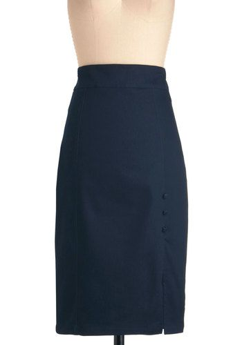 Beauty and the Bistro Skirt, #ModCloth