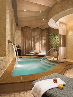 Spa en jacuzzi inspiratie spa and jacuzzi inspiration for Huge master bathroom