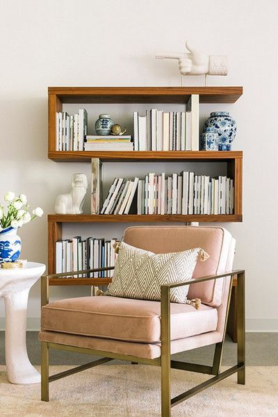 Best 200+ Bookshelf Styling Ideas images on Pinterest | Open shelves ...