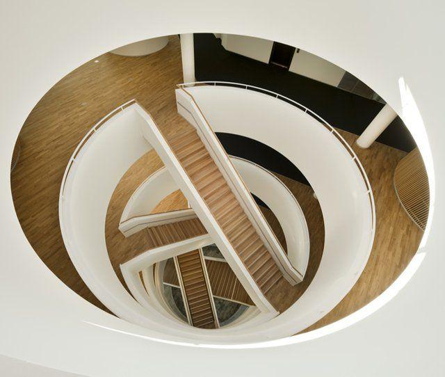 Horten Headquarters Staircase