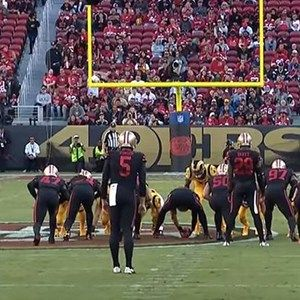 What was missing from Thursday night's NFL game? Only the CROWD, shocking photos reveal ~ Pictures taken inside San Francisco's Levi Stadium, where Colin Kaepernick's anthem protest began, show a near empty stadium for Thursday night's game that pitted the San Francisco 49ers against the Los Angeles Rams.