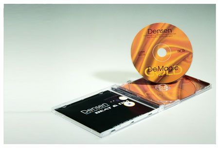 Densen Audio Technologies - Expansions & Accessories: DEMAGIC CD - A True Classic!