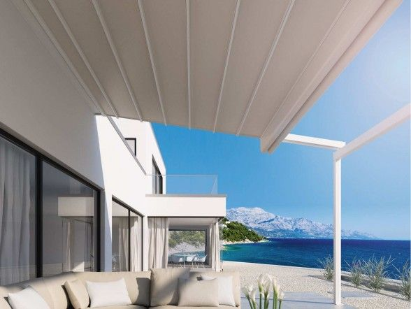 Weinor - Textile Retractable Textile Roof