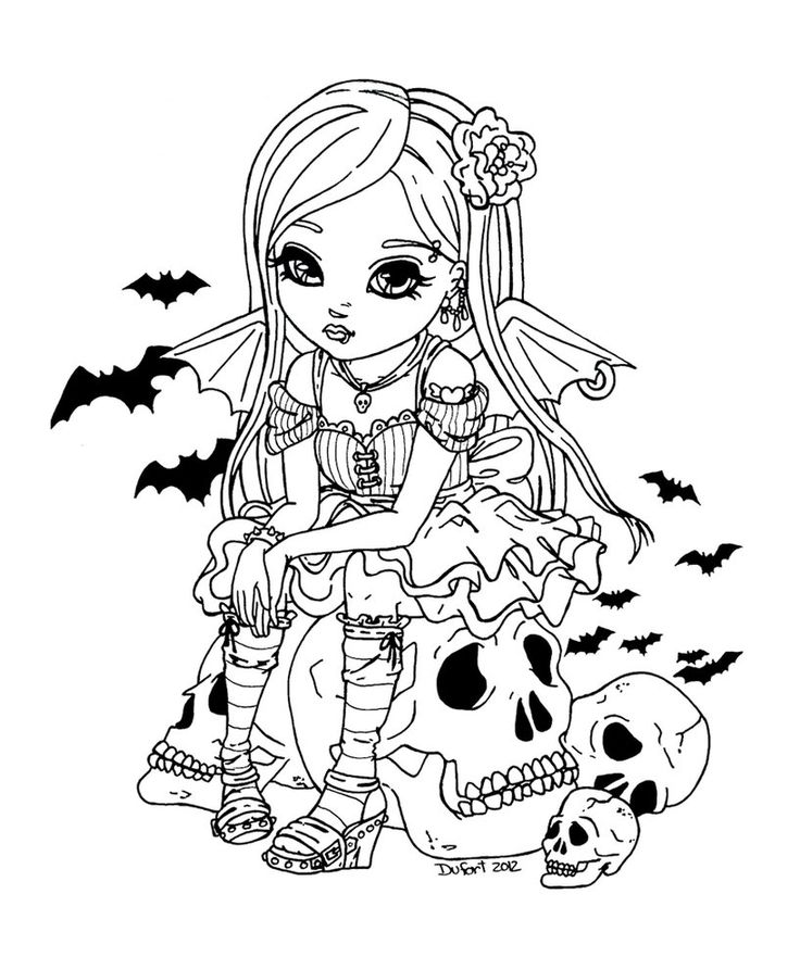 Mormelar hairstyle 2 by jadedragonne on deviantart for Fairy tale coloring pages for adults