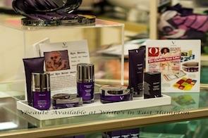Vbeauté a new skincare for Women @ White's Pharmacy